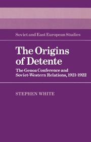 The Origins of Detente