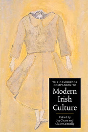 The Cambridge Companion to Modern Irish Culture