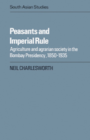 Peasants and Imperial Rule