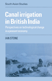 Canal Irrigation in British India
