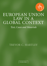 European Union Law in a Global Context
