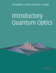 Introductory Quantum Optics