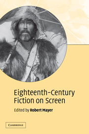 Eighteenth-Century Fiction on Screen