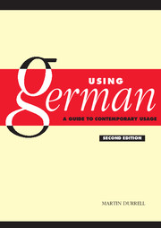 Using German