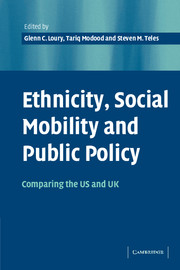 Ethnicity social mobility and public policy comparing usa and uk look inside ethnicity social mobility and public policy fandeluxe Image collections
