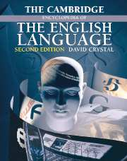 Cambridge encyclopedia english language 2nd edition english the cambridge encyclopedia of the english language fandeluxe Gallery