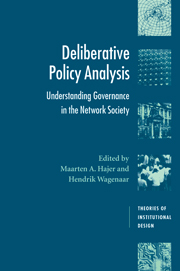 Deliberative Policy Analysis