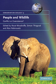 People and Wildlife, Conflict or Co-existence?