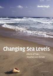 Changing Sea Levels