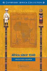Africa since 1940