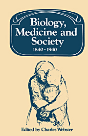 Biology, Medicine and Society 1840–1940