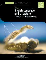 English Language and Literature AS Level