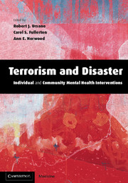 Terrorism and Disaster