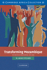 Transforming Mozambique African Edition