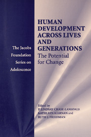 Human Development across Lives and Generations