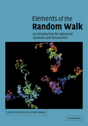 Elements of the Random Walk