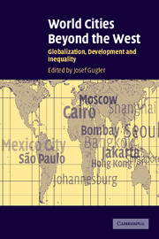 World Cities beyond the West