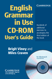 English Grammar In Use CD-ROM