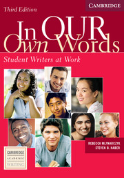In Our Own Words 3rd Edition