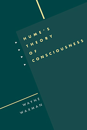 Hume's Theory of Consciousness