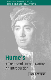 Hume's 'A Treatise of Human Nature'