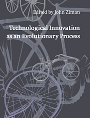 Technological Innovation as an Evolutionary Process