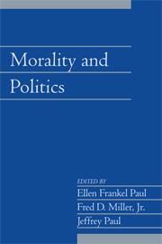 Morality and Politics