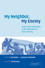 My Neighbor, My Enemy