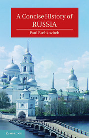 A Concise History of Russia