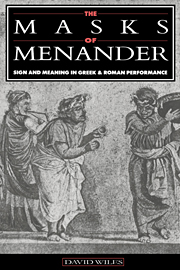 The Masks of Menander