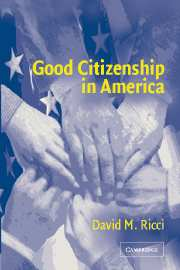Good Citizenship in America