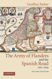 The Army of Flanders and the Spanish Road, 1567–1659