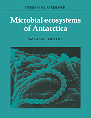 Microbial Ecosystems of Antarctica