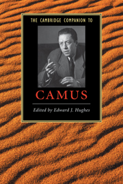 The Cambridge Companion to Camus