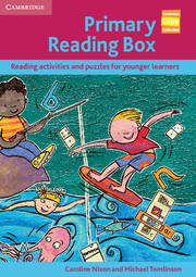 Primary Reading Box