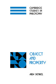 Object and Property