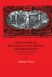 Philosophical Dialogue in the British Enlightenment
