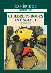 The Cambridge Guide to Children's Books in English