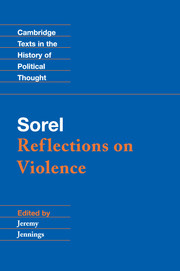 Sorel: Reflections on Violence
