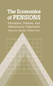The Economics of Pensions