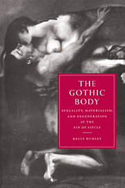 The Gothic Body