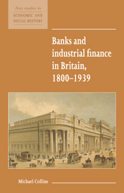 Banks and Industrial Finance in Britain, 1800–1939