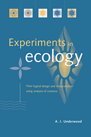 Experiments in Ecology