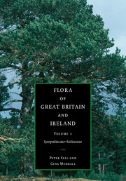 Flora of Great Britain and Ireland