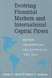 Evolving Financial Markets and International Capital Flows