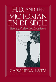 H. D. and the Victorian Fin de Siècle