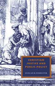 Christian Justice and Public Policy