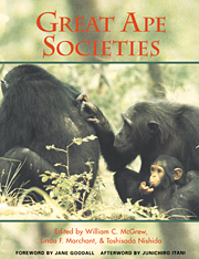 Great Ape Societies