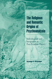 The Religious and Romantic Origins of Psychoanalysis