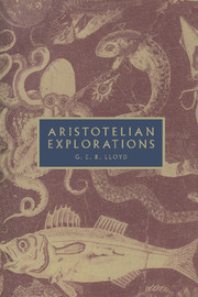 Aristotelian Explorations